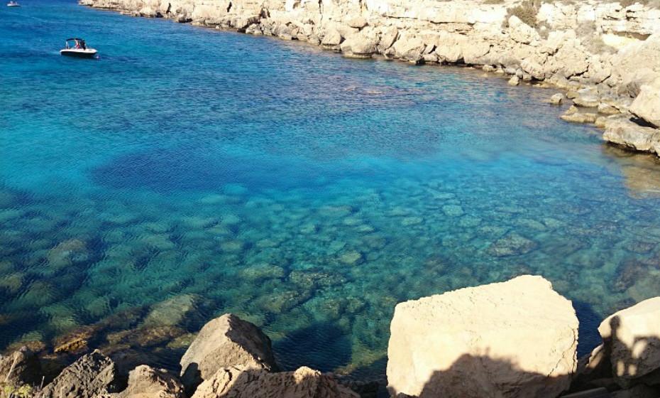 19. Baía das Figueiras, Protaras - Chipre