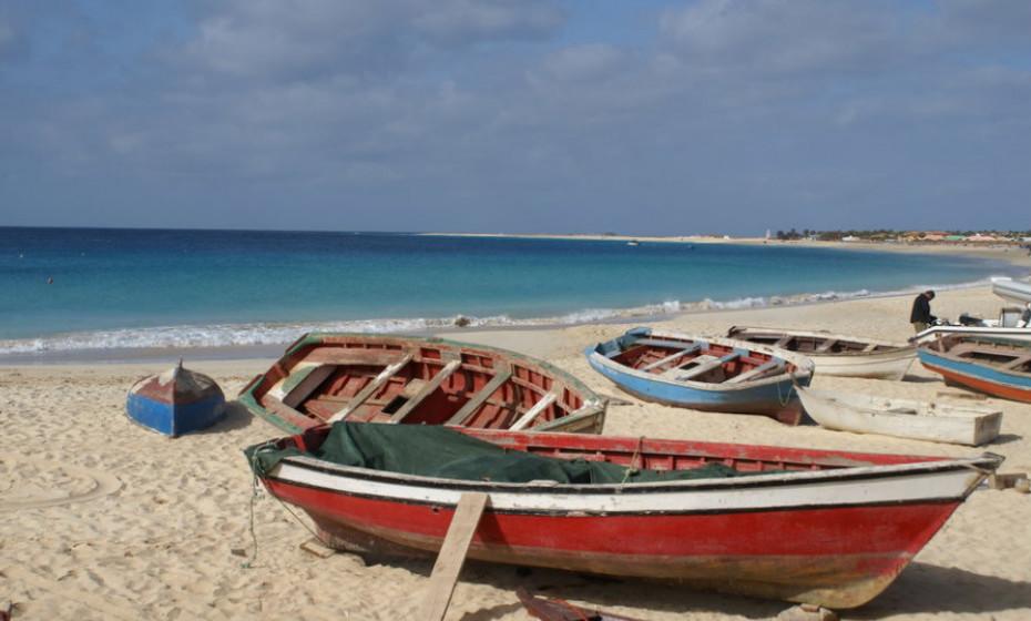 22. Praia de Santa Maria -  Cabo Verde