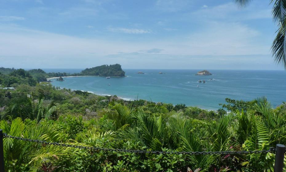 23. Praia Manuel Antonio,  Parque Nacional Manuel Antonio - Costa Rica