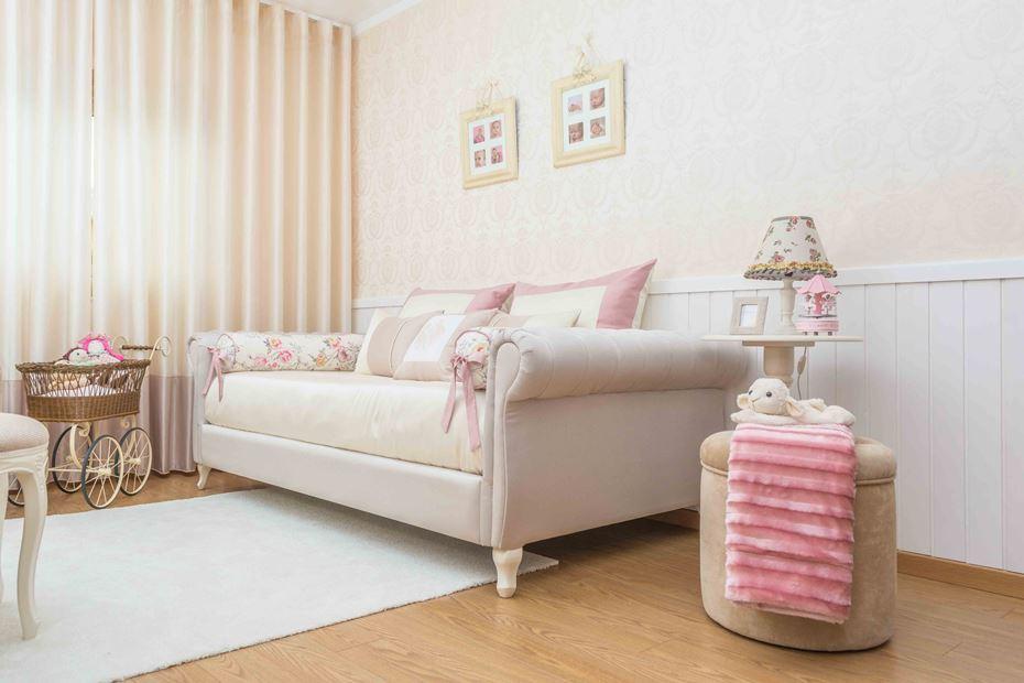 Como decorar um quarto de princesa mood magazine - Camas estilo romantico ...