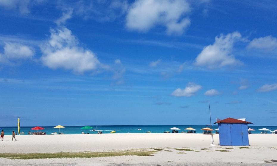 3. Praia Eagle, Aruba