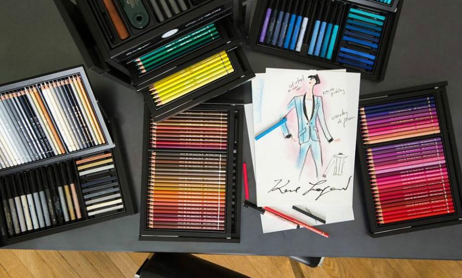 Karl Lagerfeld X Faber-Castell