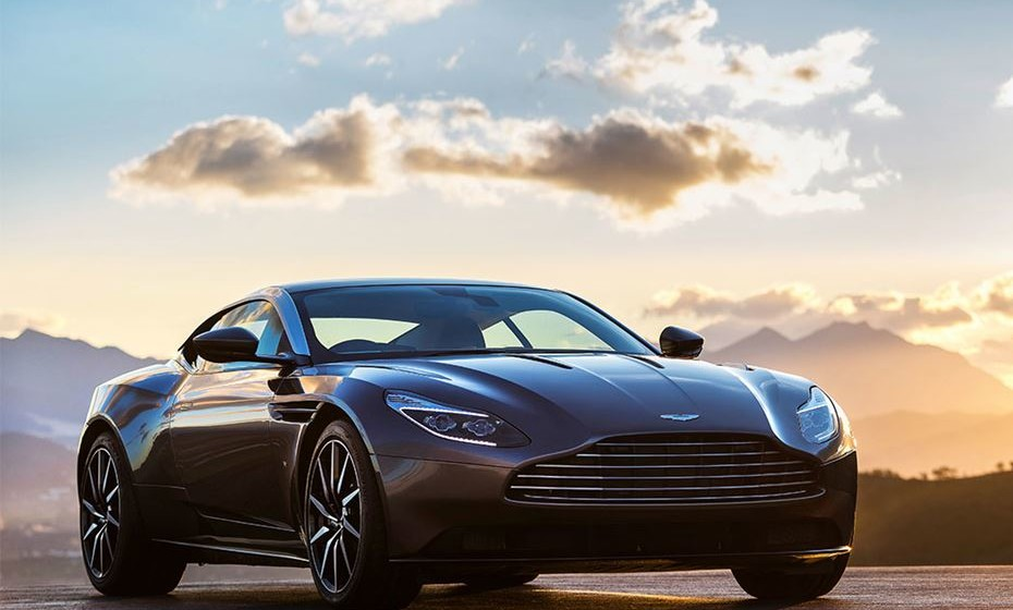 4º - Aston Martin