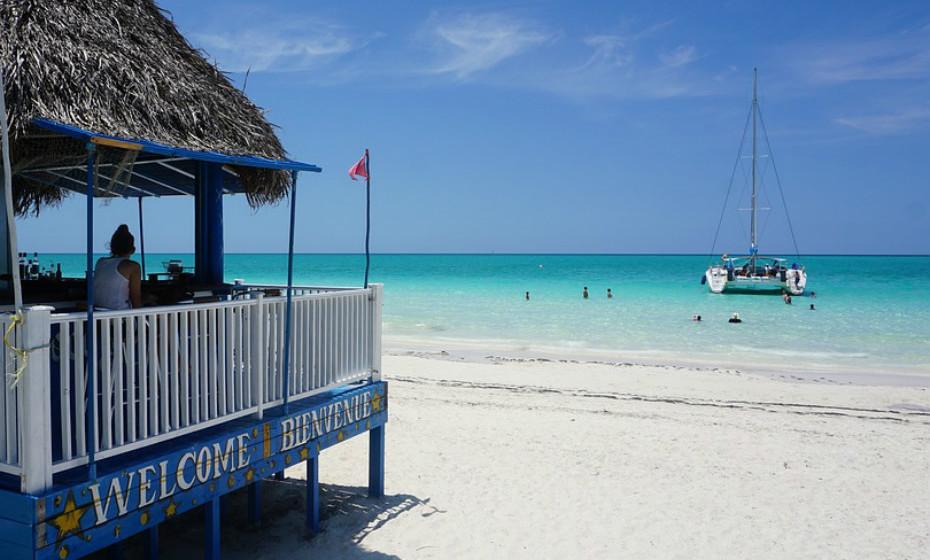 4. Praia Paraiso, Cayo Largo, Cuba