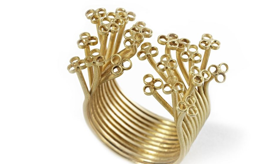 Bocais. Anel em ouro. PVP 1615,00 EUR