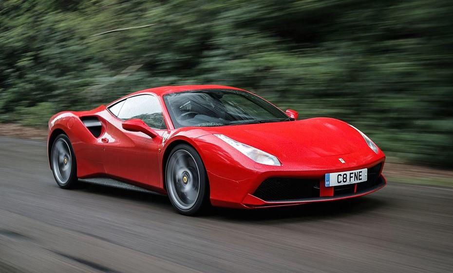 5º - Ferrari