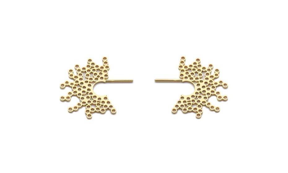 Bocais. Brincos em ouro. PVP 720,00 EUR