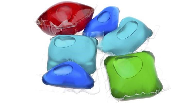 Acidentes infantis com cápsulas de detergente aumentam