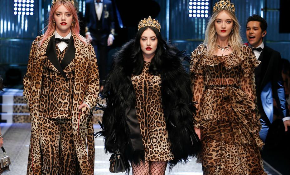 Dolce&Gabbana outono-inverno 2017-2018