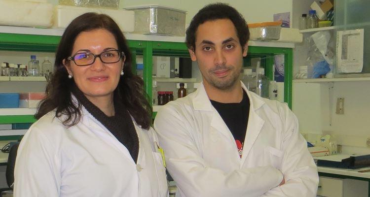 Ana Duarte e Emanuel Candeias