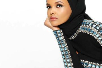 'IMG' acaba de contratar a primeira modelo com hijab