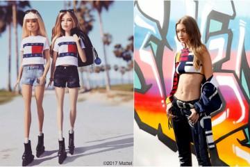 Gigi Hadid já tem a sua própria Barbie