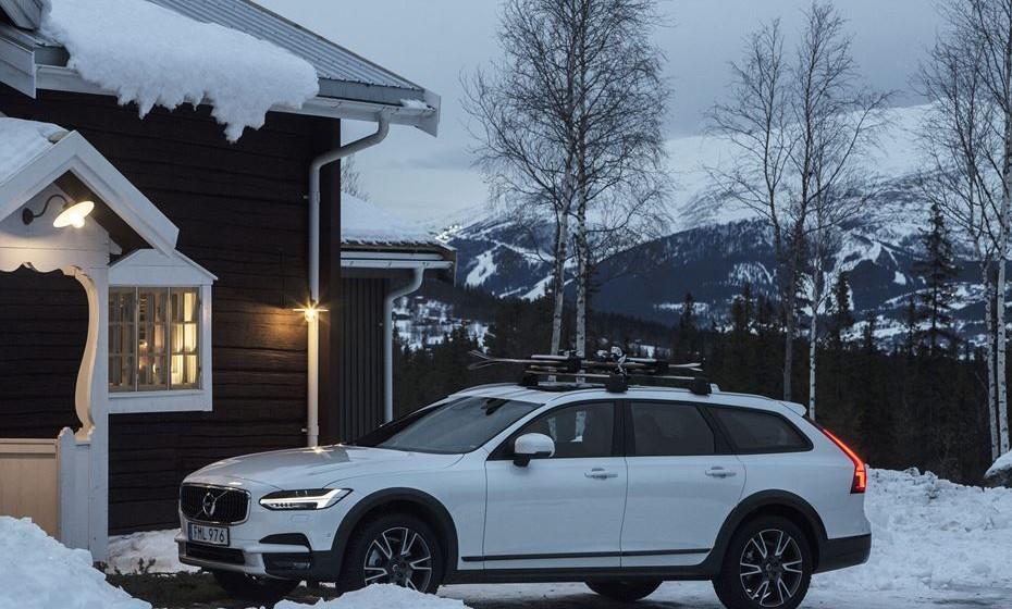Volvo Lodge