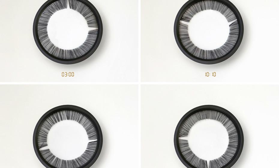 Consegue adivinhar as horas dos relógios de baixo? Imagens: Design Boom