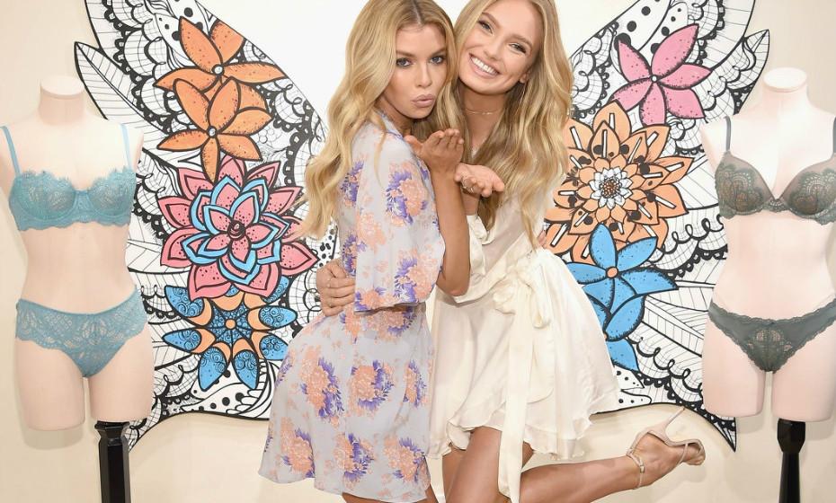 Conheça a nova coleção da Victoria's Secret - 'Dream Angels'.