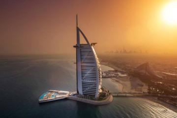 O nome Burj Al Arab diz-lhe alguma coisa? Se calhar é seguidor da conta de Instagram deste hotel. Veja algumas das fotos partilhadas pelos seus visitantes.