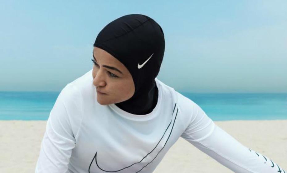 A marca prepara-se para lançar um hijab próprio para desporto no início do próximo ano.