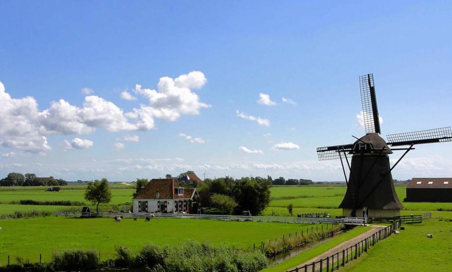 13. Holanda - 85.83