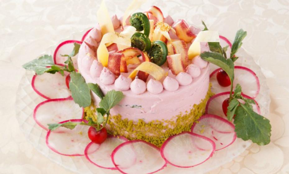São bolos nutritivos, saudáveis e vegetarianos.