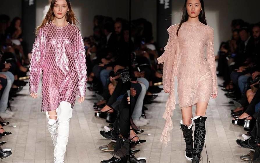 Alves/Gonçalves: A camisa como ponto de partida evolui para um universo mais complexo, criando novos itens no vestuário feminino, numa visão emocional, inesperada e invulgar.