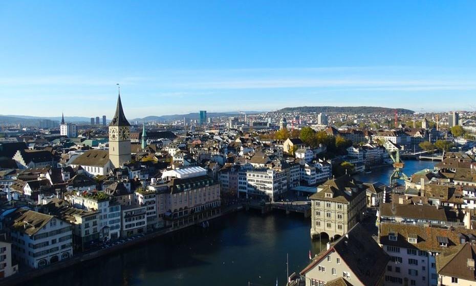 2º- Zurique, Suiça