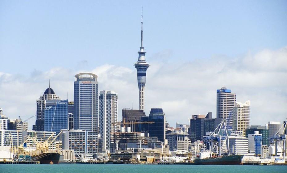3º - Auckland, Nova Zelândia