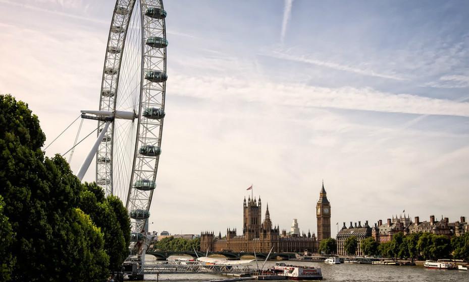 3. Londres, Inglaterra