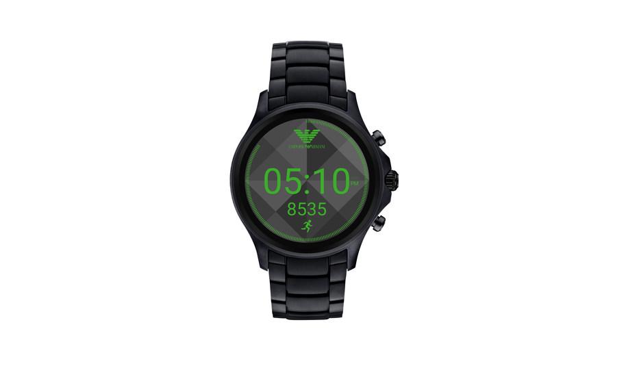 Emporio Armani Exchange Connected – A Armani vai estender a sua linha de smartwatches híbridos a novas cores.