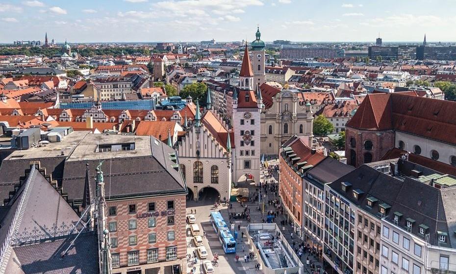 4º - Munique, Alemanha