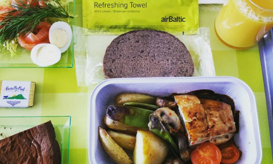 Air Baltic - Letónia