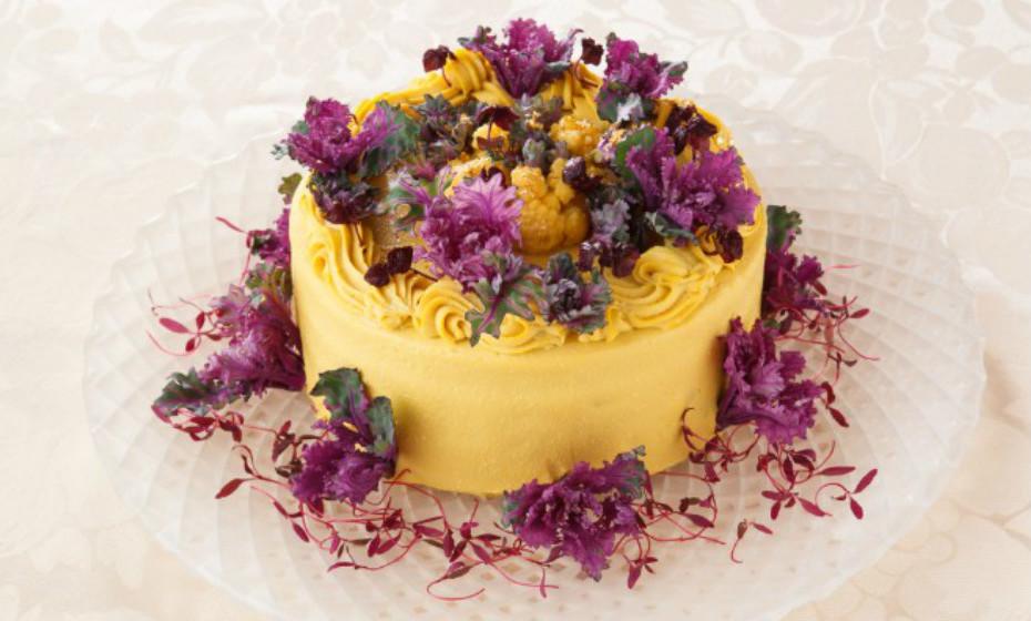 Moriyasu já criou cerca de 50 designs deste tipo de bolos. Cada bolo demora cerca de uma hora a ser feito. Imagens: 'CNN'.