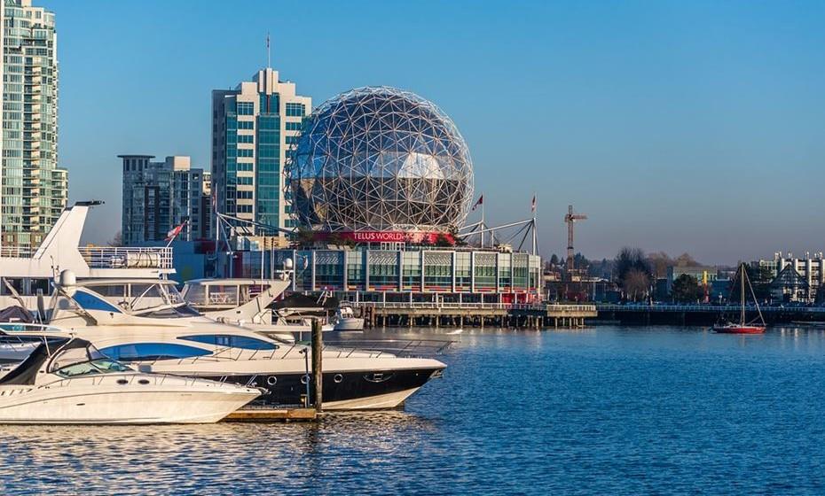 5º - Vancouver, Canadá