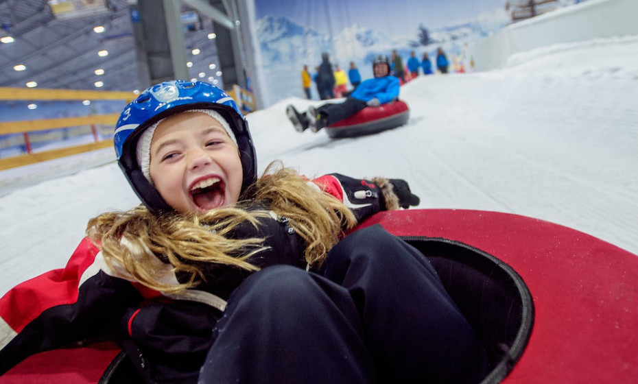 São muitas as experiências divertidas pensadas para os miúdos e graúdos.