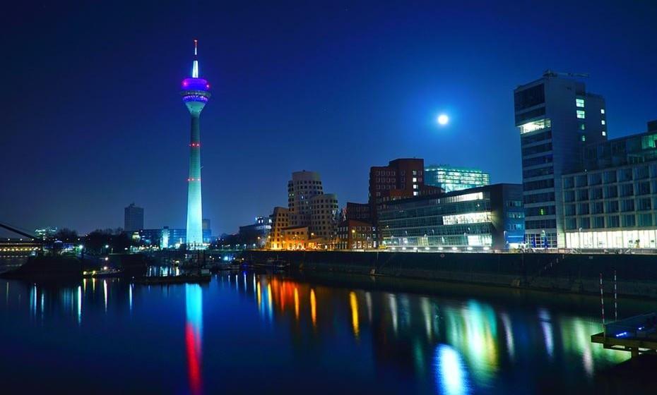 6º - Düsseldorf, Alemanha