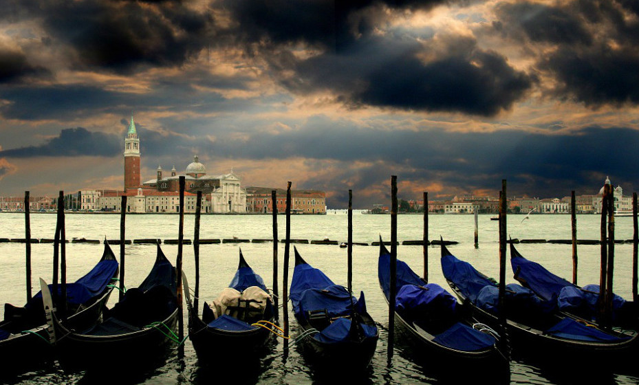 6. Veneza, Itália