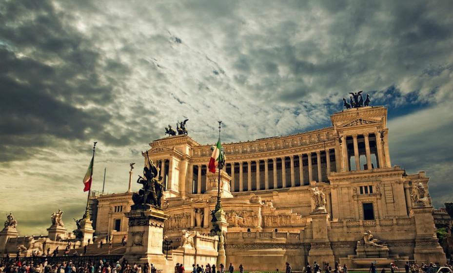 7. Roma, Itália