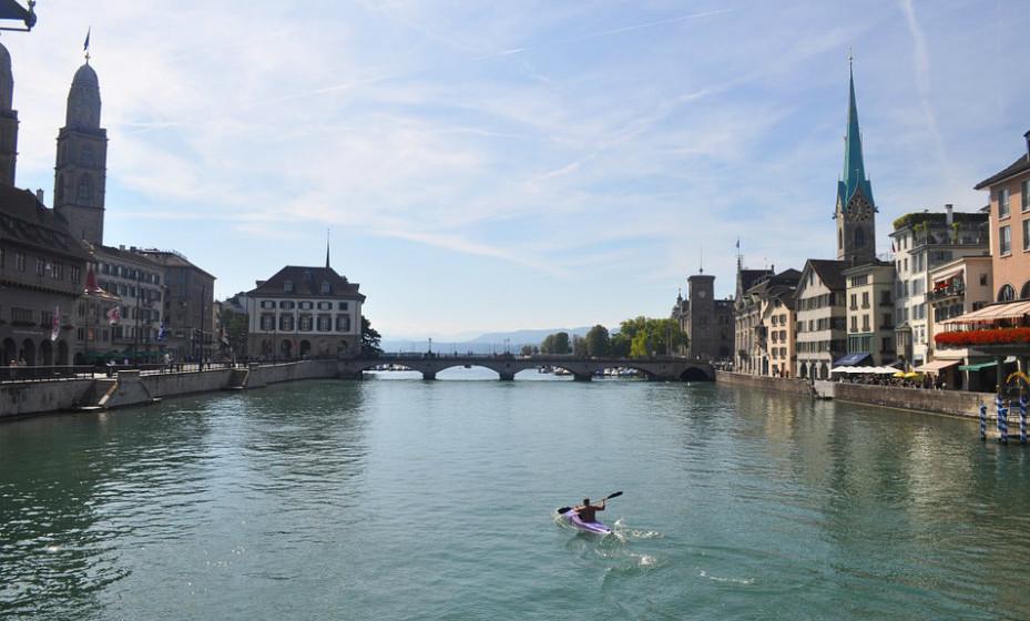 9. Zurique, Suiça