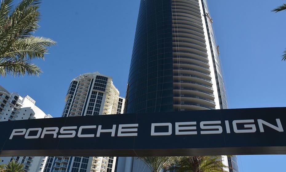 O novo projeto de luxo da Porsche não é um carro… é uma torre residencial de ...