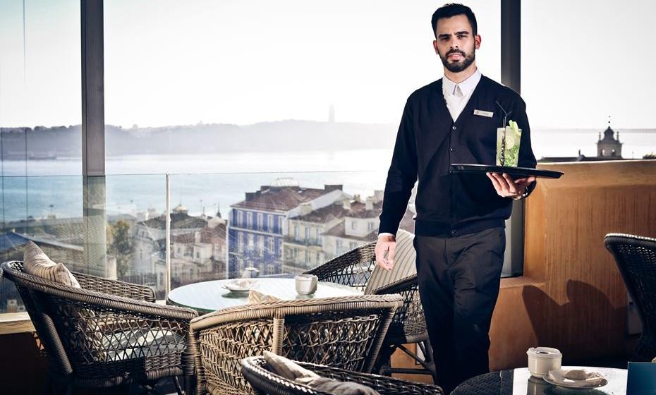 Ricardo Preto para Bairro Alto Hotel