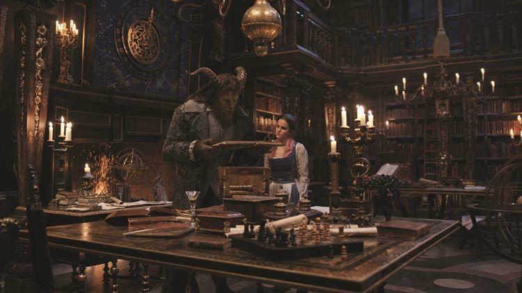 As 8700 velas usadas no filme 'A Bela e o Monstro' e outras curiosidades