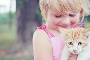 Animais de estimação fomentam autoestima infantil
