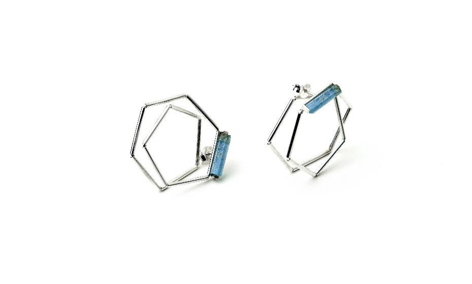 Ana Dias – Architectural Jewellery – Coleção Broken Line