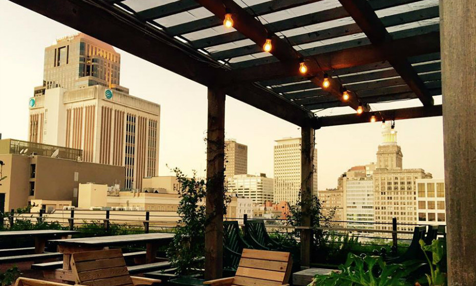 3. Ace Hotel New Orleans, Louisiana, EUA.