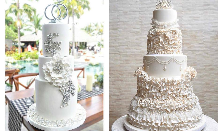 A LeNovelle também faz bolos com um aspeto considerado convencional.