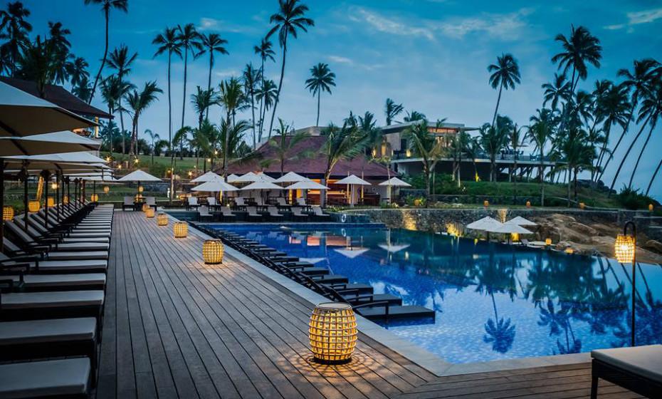 6. Anantara Peace Haven Tangalle Resort, Sri Lanka, Ásia.