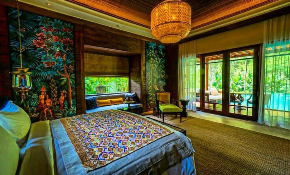 6. Mandapa, A Ritz-Carlton Reserve, Indonésia - É logo a partir da porta principal que começa a incrível viagem por este hotel. A sua decoração é um verdadeiro blog de viagens! A comida é deliciosa e a vista que o terraço oferece é incrível. Um hotel a acrescentar à lista de desejos com toda a certeza.