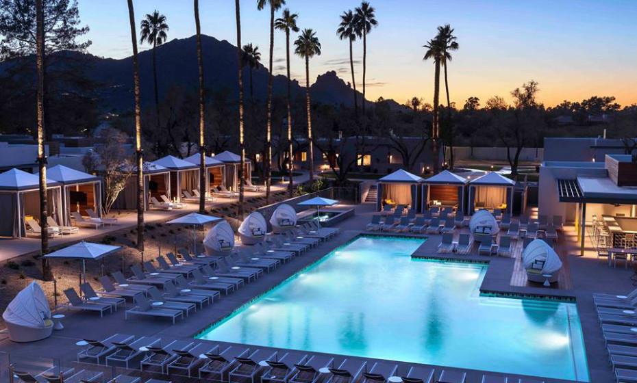7. Andaz Scottsdale Resort & Spa, Arizona, EUA.