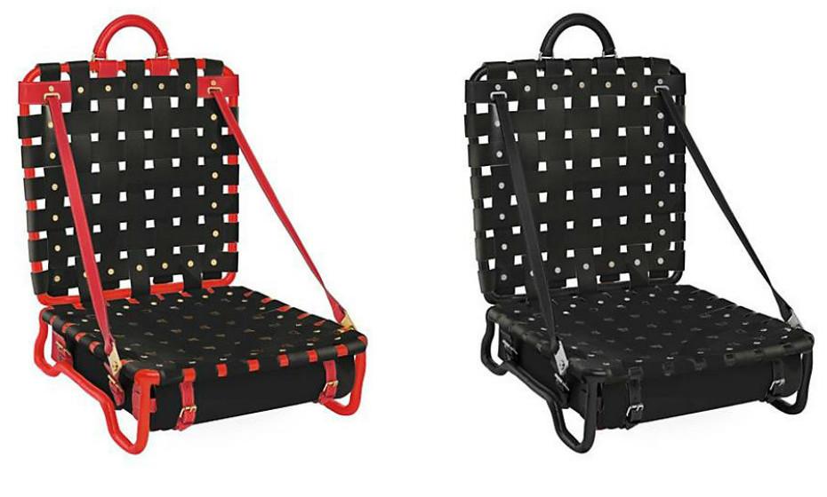 As cadeiras de aço dp Atelier Oï.