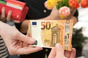 Sabe reconhecer a nova nota de 50 euros?