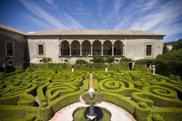 Veja algumas imagens do Palácio da Bacalhôa .